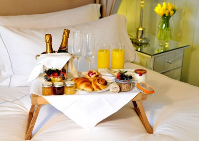 pusryciai viesbutyje